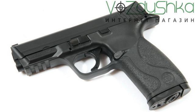 пневматический пистолет sas (s&w mp-40)