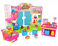 Игровой набор Shopkins S1 Супермаркет