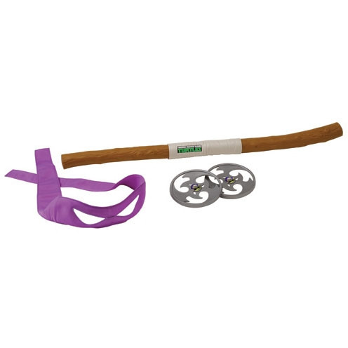 Набор игрушечного оружия серии ЧЕРЕПАШКИ-НИНДЗЯ - боевое снаряжение Донателло