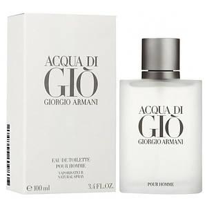 Мужские духи Armani Acqua di Gio Men homme edt 100ml