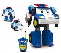 Robocar Poli Pобот-трансформер Поли на радиоуправлении 31 см Робот-трансормер Полі на радіоуправлінні (23 см)