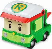 Robocar Poli Роди грузчик металлическая машинка 6 см Роді  вантажник металева машинка 6см.