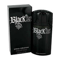 Мужские духи - Paco Rabanne XS Black For Man edt 100 ml