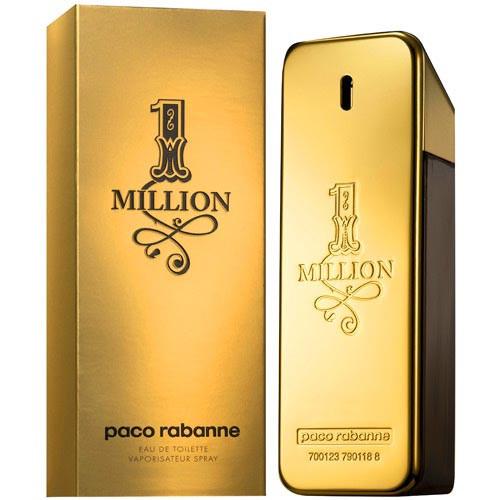 Мужские - Paco Rabanne 1 million (edt 100 мл) - Интернет-магазин DaModa в Киеве