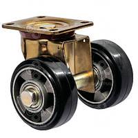 Колеса поворотные двойные  Серия 27 Medium Special