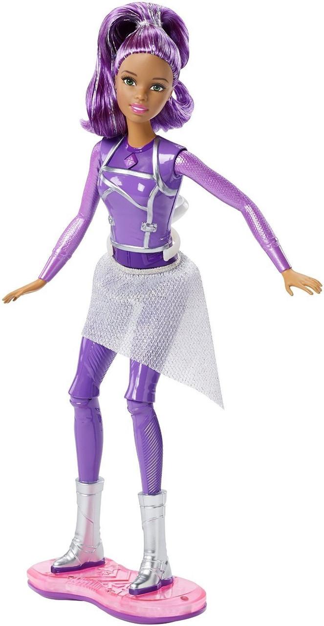 Кукла Барби с ховербордом из серии космическое приключение Barbie Star Light Adventure Lights & Sounds