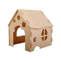 Деревянный Игровой домик Вуди (Woody)