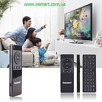 Беспроводная клавиатура аэромышь Smart TSM-01-RU для TV Box PC.