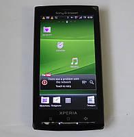 Sony Ericsson Xperia Sensuous X10 Black Оригинал!