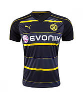 Футбольная форма Боруссия Дортмунд (Borussia Dortmund) 2016-2017 Выездная