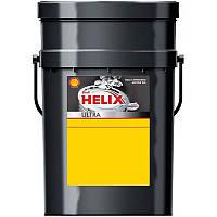 Shell Helix Ultra 5w40, 20л