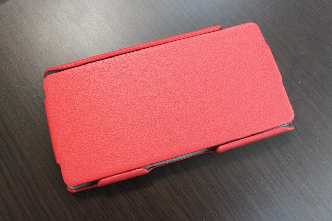 Кожаный чехол для Sony Xperia Z L36h