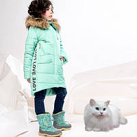 Зимние детские Куртки, Пальто, Пуховички