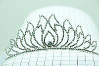 Высокие короны недорого оптом. Бижутерия для праздничной причёски. 107
