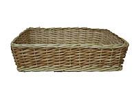 Лоток плетеный 60х40 Н-10см