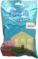 """Игрушка для детей """"Peppa Pig. Мир Пеппы"""" (домик, мебель, фигурка) в ассортименте музей"""