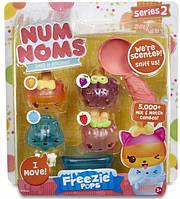 Набор ароматных игрушек Num Noms S2 - Смузи-Фантазия (3 нама, 1 ном, с аксессуарами)