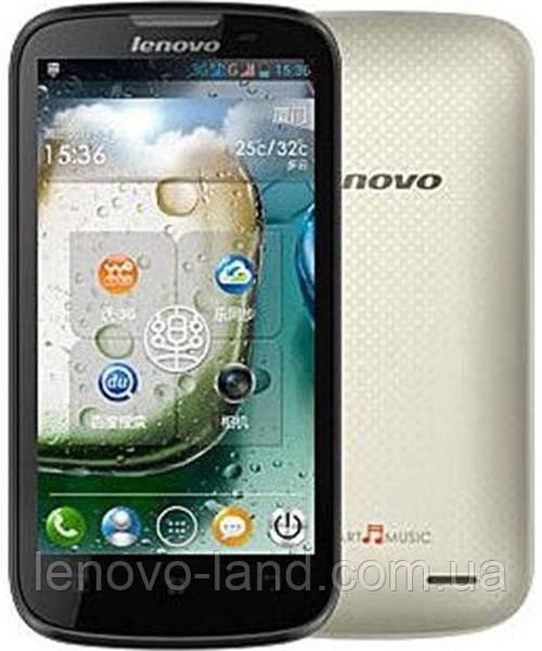 "Смартфон Lenovo IdeaPhone A800 MTK6577 1.2GHz 4.5"" (white)"