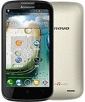 "Смартфон Lenovo IdeaPhone A800 MTK6577 1.2GHz 4.5"" (white), фото 1"