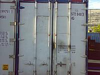 Сдам в аренду холодильный склад - морской реф. контейнер.