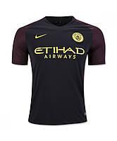 Футбольная форма ФК Манчестер Сити (Manchester City) 2016-2017 Выездная