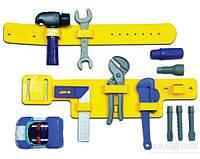 Набор инструментов на пояс Robocar Poli