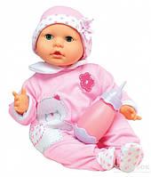 Говорящая кукла Bambolina - Виола 44 см на украинском языке