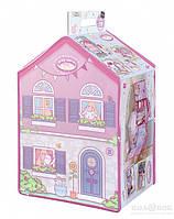 Домик для куклы BABY ANNABELL - РОЗОВЫЕ СНЫ с аксессуарами
