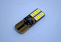LED Лампа T10-4014-24SMD Canbus ( Габариты)