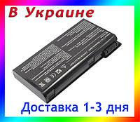 Батарея MSI  CR600, CR600X, CR610, CR610X, CR620, CR630, CR630X, CR700, CR700X, CR720, 5200mAh, 10.8v-11.1v