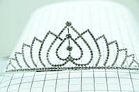 Королевские праздничные диадемы и короны недорого оптом. Украшения для причёски. 104