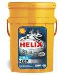Shell Helix Diesel HX7 10w40, 20л