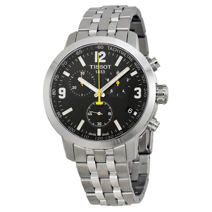 Часы мужские Tissot PRC 200 Quartz Chronograph T055.417.11.057.00