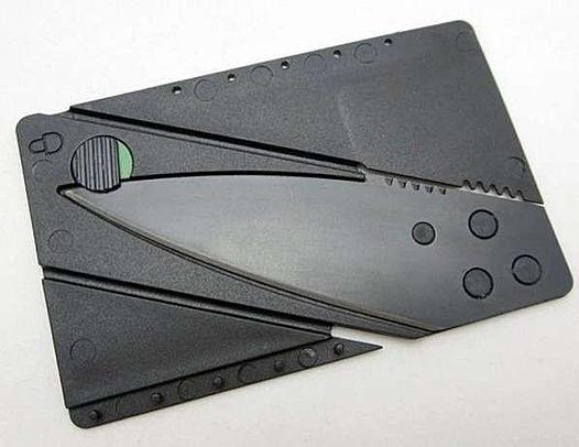 """CardSharp,корманный нож кредитка. - """"Pokupik"""" в Львове"""