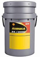 Shell Rimula R4 X 15w40, 20л