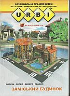Розвивальна гра для дітей. Заміський будинок, фото 1