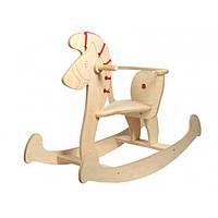Деревянная Лошадка-качалка Вуди (Woody)