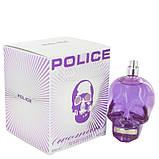 Police To Be Women парфюмированная вода 125 ml. (Полиция Ту Би Вумен), фото 6