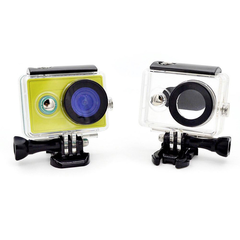 Аквабокс, водонепроницаемый бокс для экшн камер Xiaomi YI (код № XTGP250)