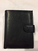 Мужские чёрные портмоне, фото 1