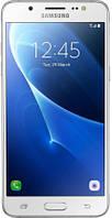 Сенсорный мобильный телефон Samsung Galaxy J5 2016 DUOS J510 White