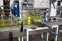 Автомат для упаковки пэт-тары в термоусадочную пленку УТА 3000
