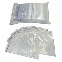 Пакет с замком (Zip-Lock), 10*12 см 100 шт