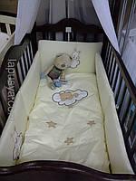 Дитяче ліжечко Кузя