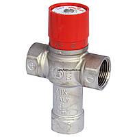 """Клапан термостатический смесительный муфтовый 1"""" Giacomini R156X005"""
