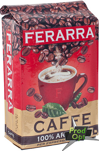 Кава мелена АРАБІКА 100% ТМ FERARRA 250 г