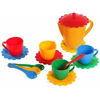"""Набор посуды столовый """"Ромашка"""" на 4 персоны с чайником 39085 Tigres"""