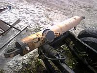 Гидроцилиндр подъема стрелы автокран КС-3575/3577/3574