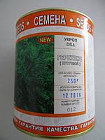 Семена укропа сорт Геркулес (кустовой) 250 гр
