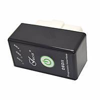 Viecar VC004-B ELM327 V1.5 OBD2 OBD-II Bluetooth сканер адаптер с кнопкой включения 7 протоколов